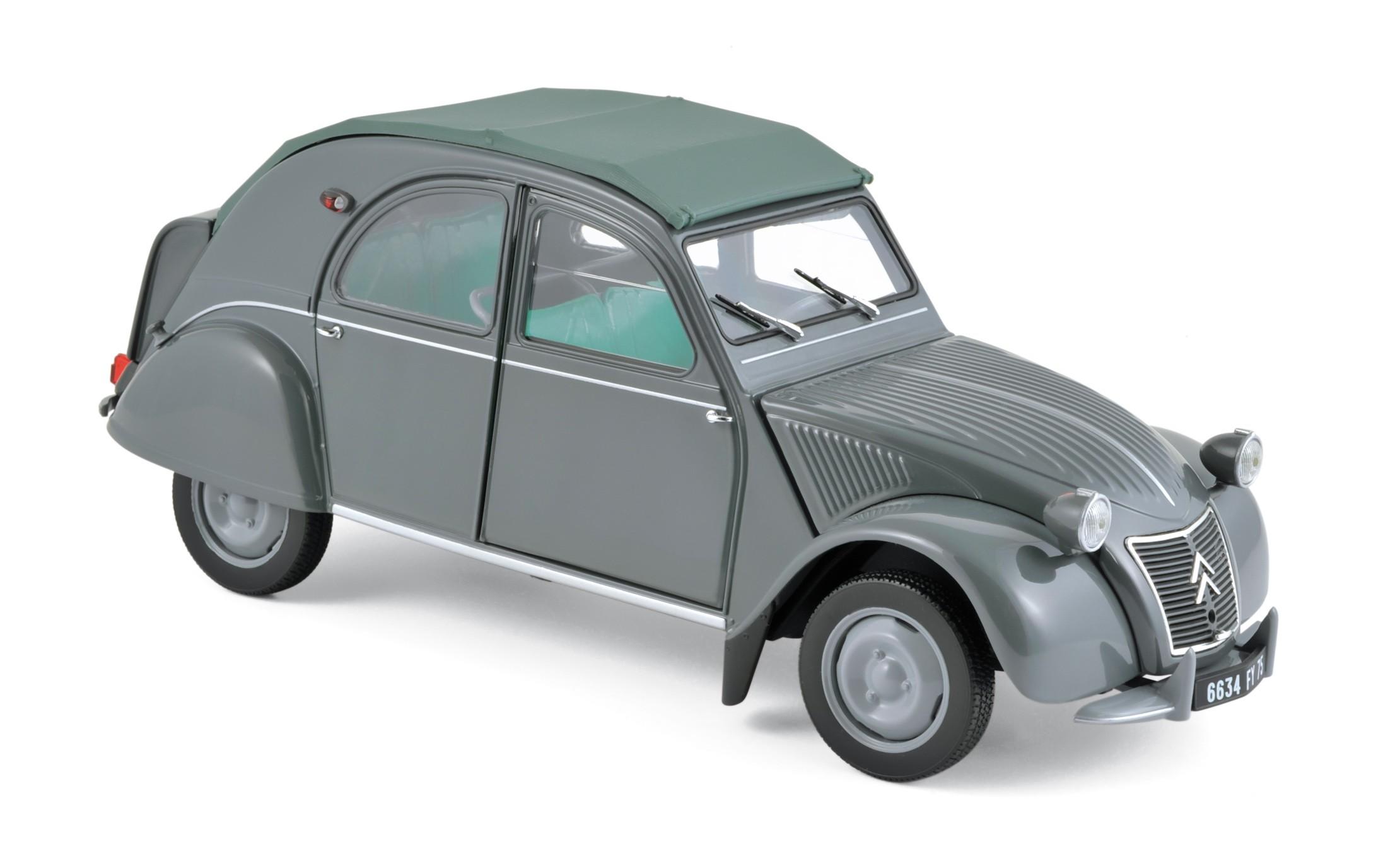 auto miniature citroen 2cv offrez